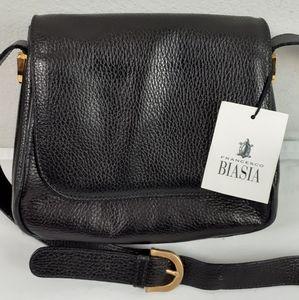 FRANCESCO BIASIA LEATHER Bag NWT